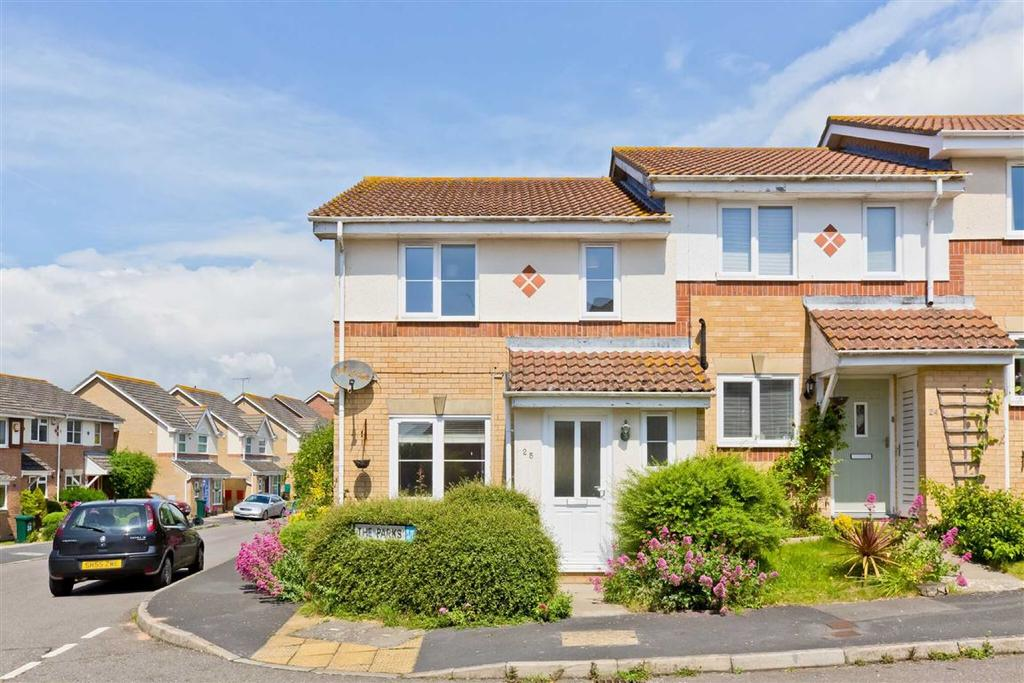 3 Bedrooms End Of Terrace House for sale in The Parks, Portslade