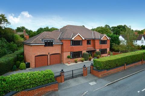 6 bedroom detached house for sale - Manor Park Road, Chislehurst