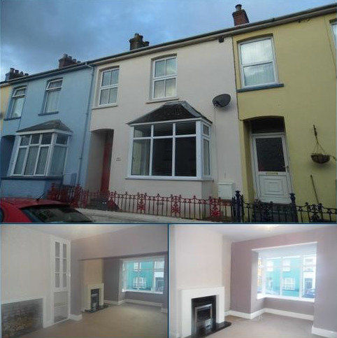 3 bedroom terraced house to rent - Plas Y Gamil Road, Goodwick, Pembrokeshire