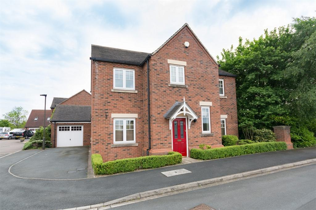 4 Bedrooms Detached House for sale in Thornbeck, Dunnington, YORK