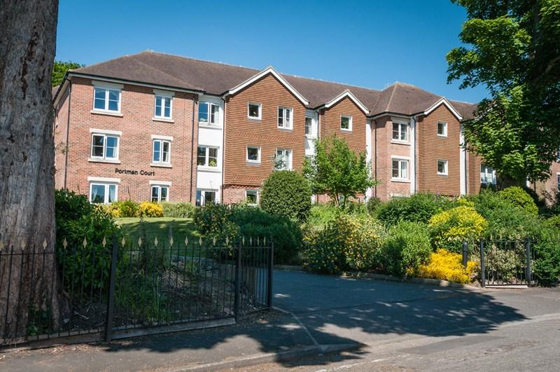 1 Bedroom Retirement Property for sale in Grange Road, Uckfield