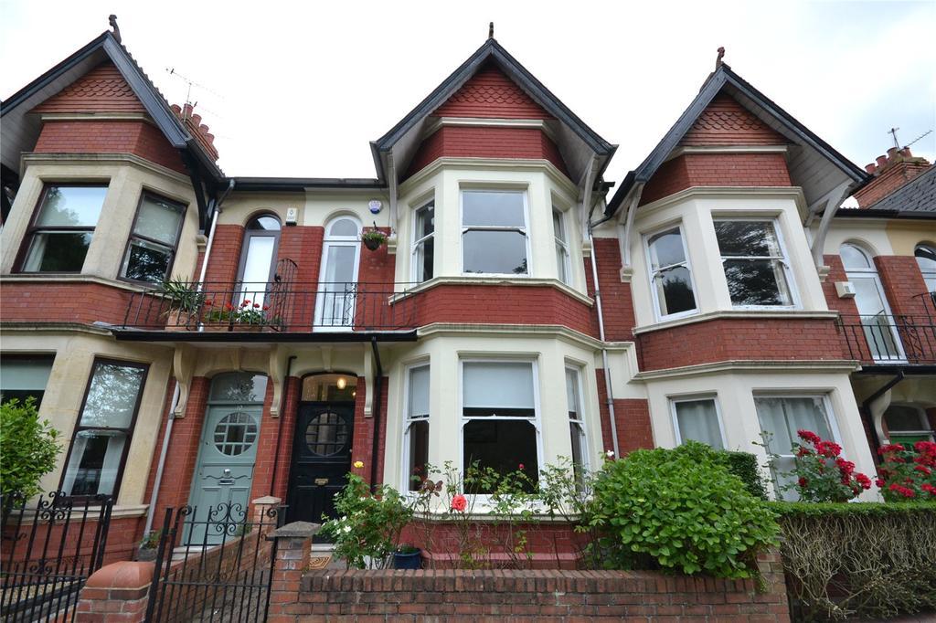 3 Bedrooms Terraced House for sale in Waterloo Road, Penylan, Cardiff, CF23