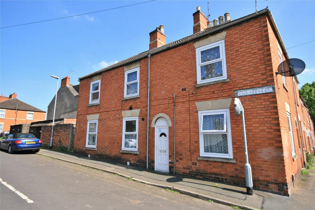 2 Bedrooms Flat for sale in Chamber Street, Grantham, NG31