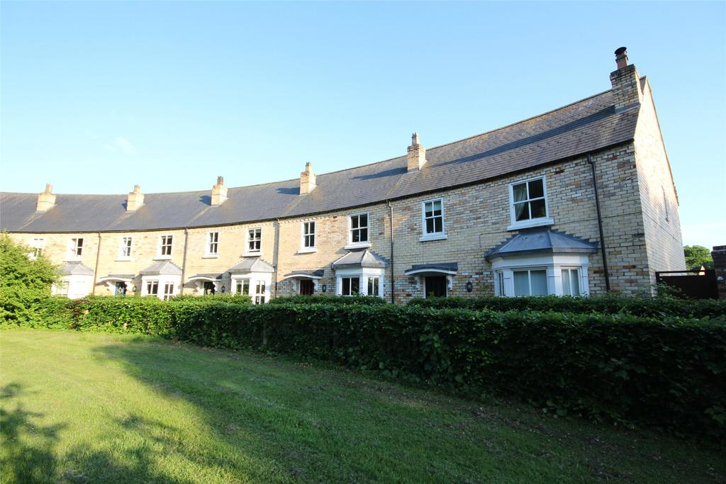 3 Bedrooms Terraced House for sale in Crescent Mews, Harmston, LN5