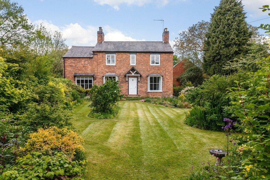 4 Bedrooms Detached House for sale in Malpas, Cheshire