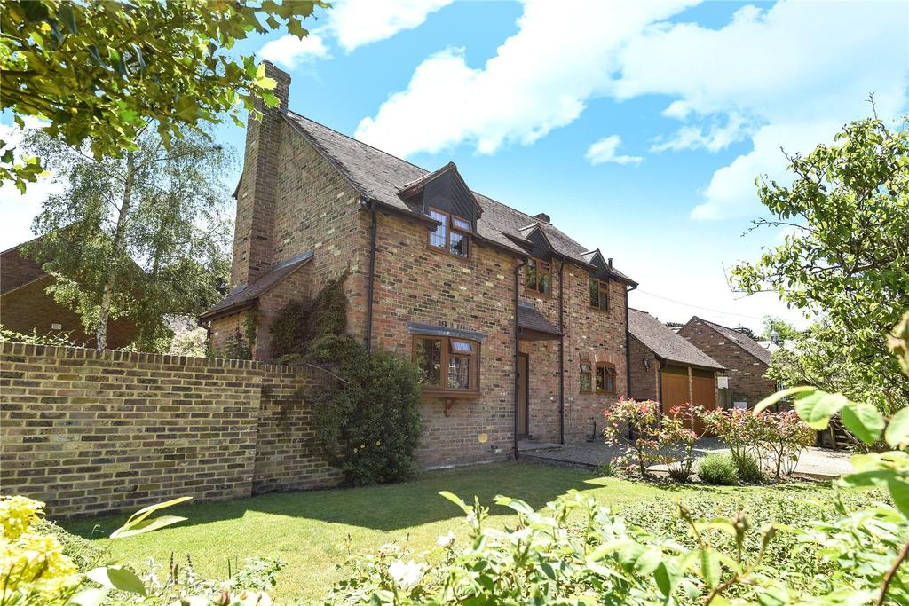 4 Bedrooms Detached House for sale in Aston Rowant, Watlington