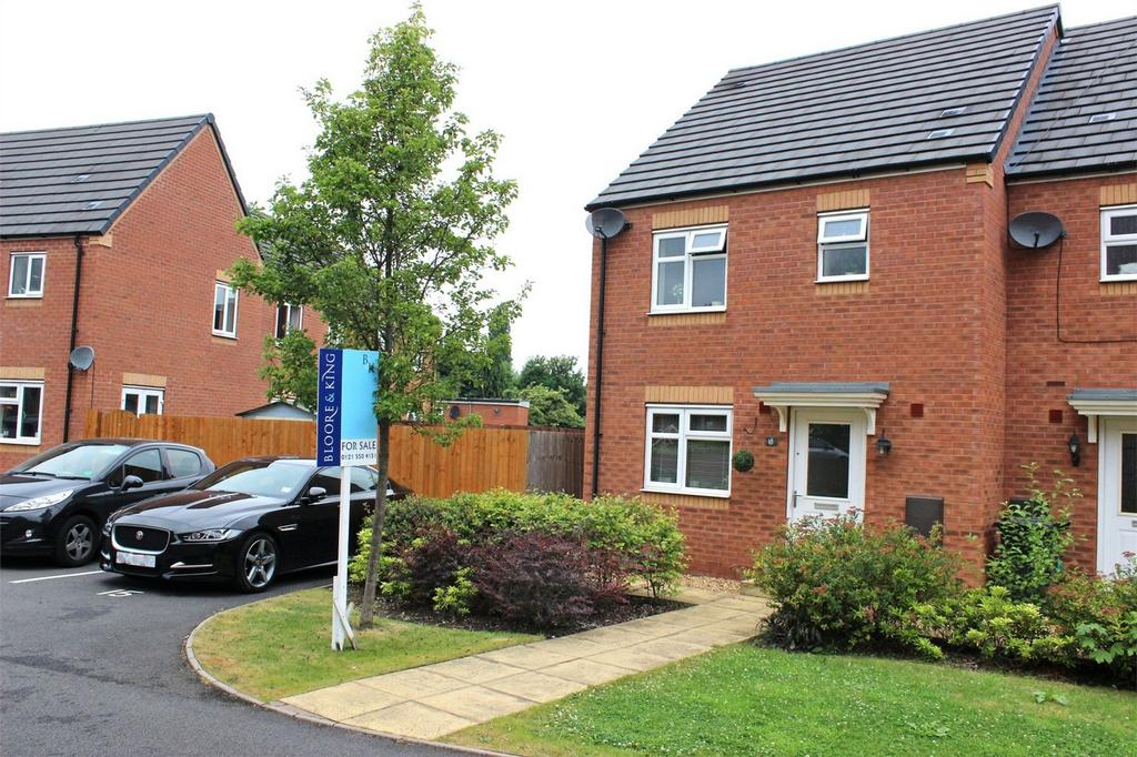 3 Bedrooms End Of Terrace House for sale in 15 Banners Lane, HALESOWEN, West Midlands
