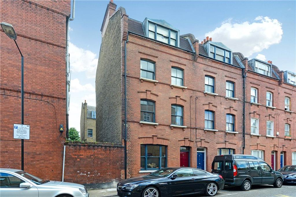 4 Bedrooms Terraced House for sale in Newark Street, Aldgate, London, E1