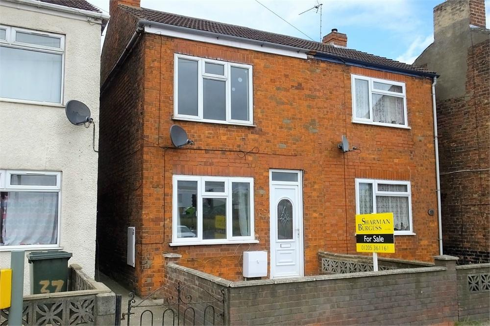 3 Bedrooms Semi Detached House for sale in Fydell Street, Boston, Lincolnshire