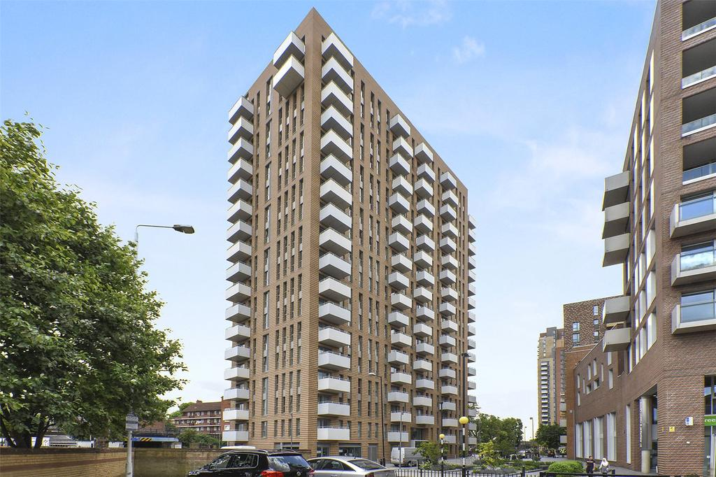1 Bedroom Flat for sale in Ivy Point, 5 Hannaford Walk, London, E3