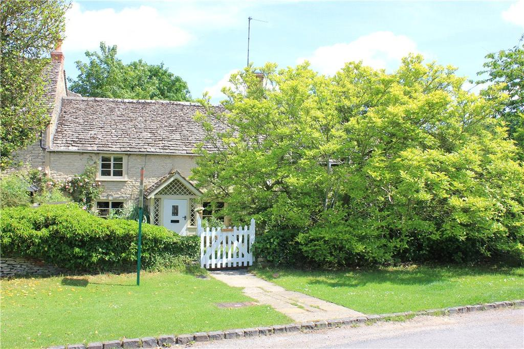 4 Bedrooms Semi Detached House for sale in Lower End, Ramsden, Chipping Norton, Oxfordshire, OX7