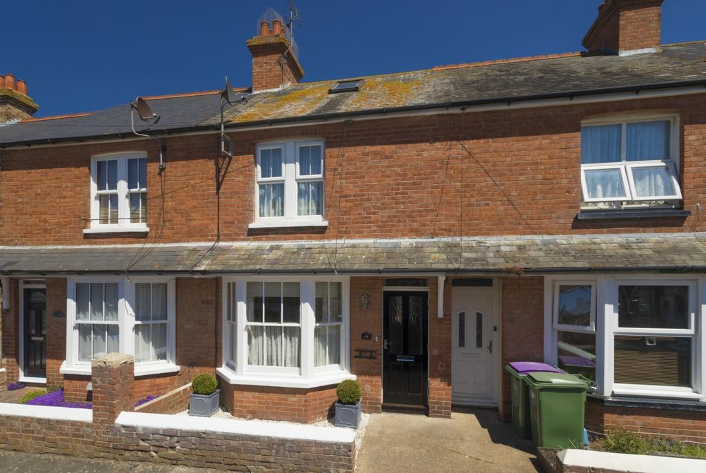 3 Bedrooms Terraced House for sale in Cobden Road, Hythe, CT21