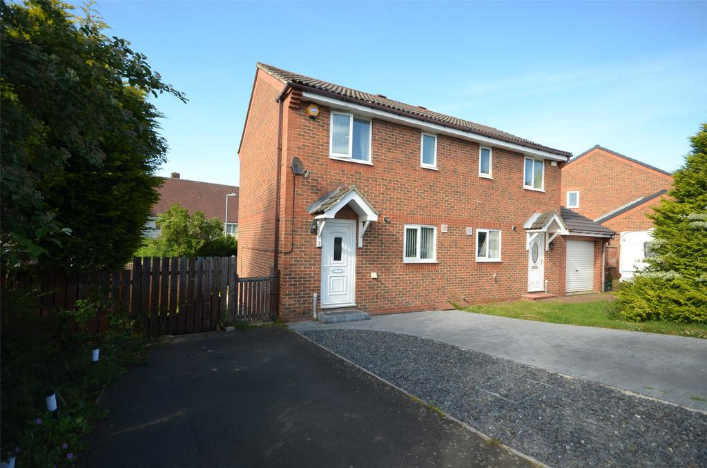 2 Bedrooms Semi Detached House for sale in Ouston