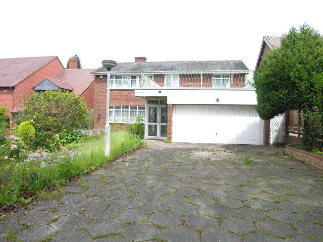 4 Bedrooms Detached House for sale in Mellish Road,Walsall,West Midlands