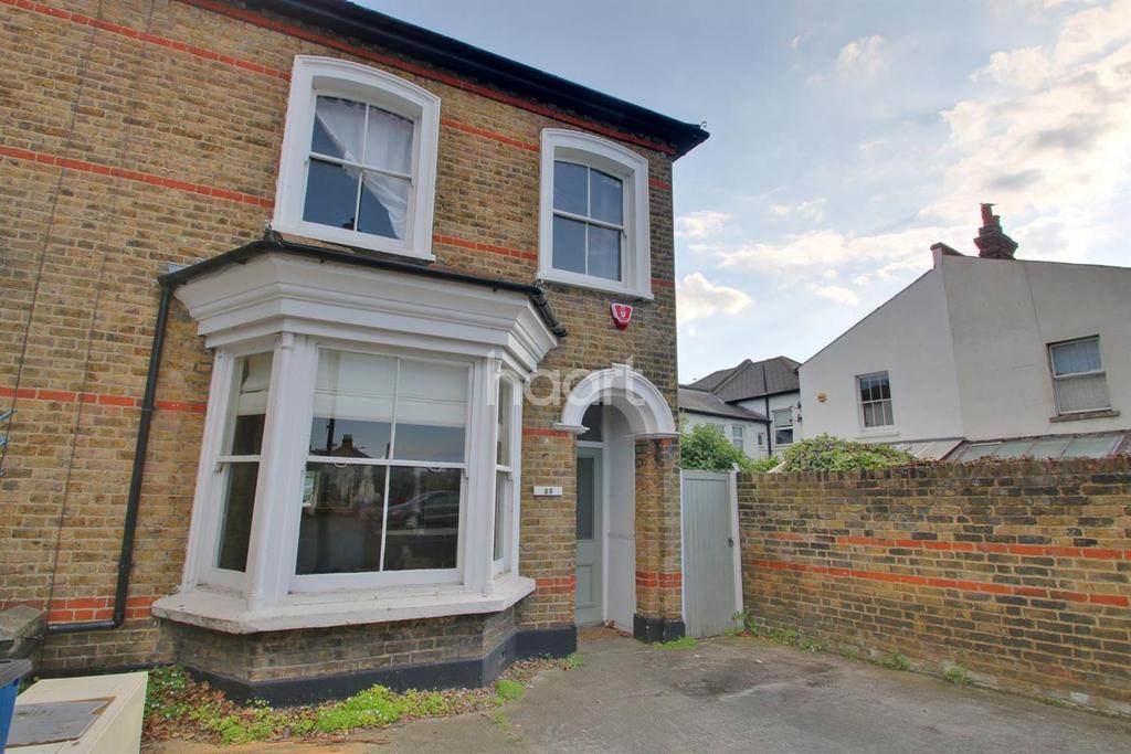 4 Bedrooms Semi Detached House for sale in Cambridge Road