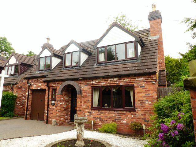 5 Bedrooms Detached House for sale in Hurley Close,Wylde Green,Sutton Coldfield