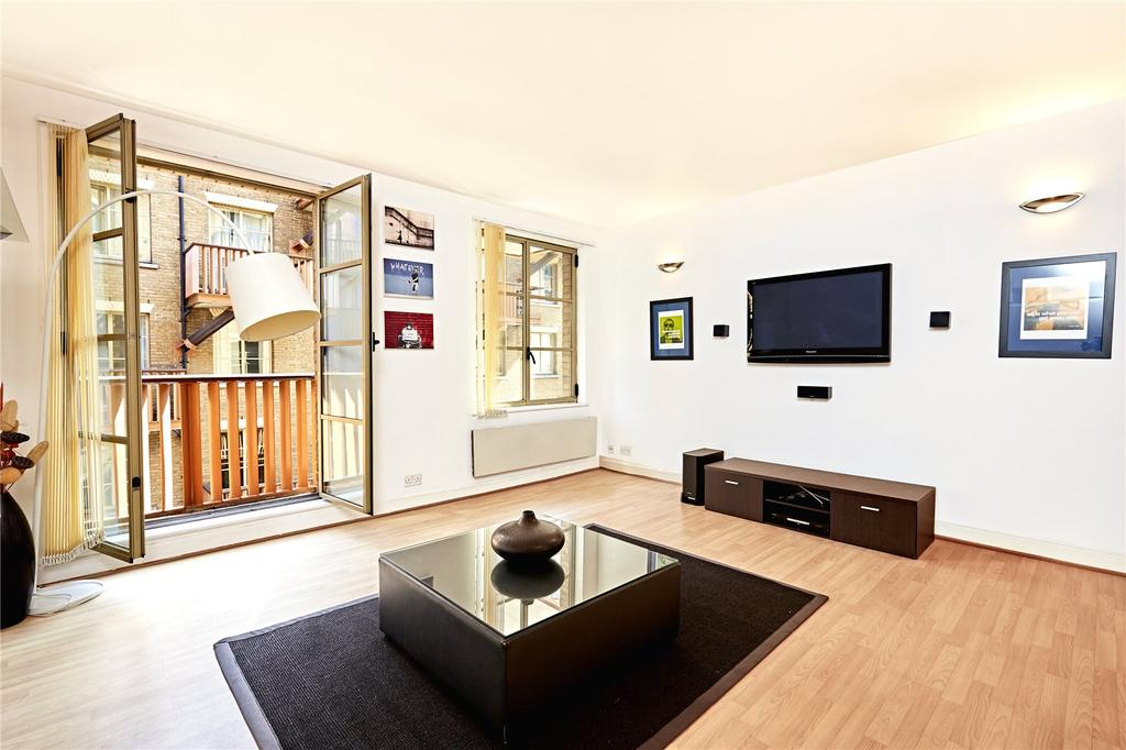1 Bedroom House for sale in The Circle, Queen Elizabeth Street, London