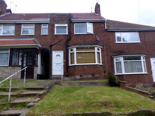 3 Bedrooms Terraced House for sale in Carmodale Avenue,Great Barr,Birmingham