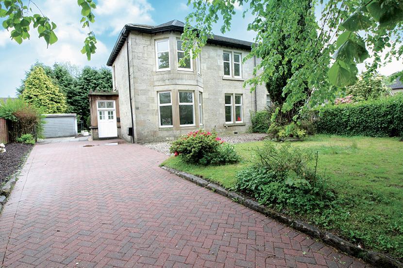4 Bedrooms Semi-detached Villa House for sale in 107 Yoker Mill Road, Yoker, G13 4HL