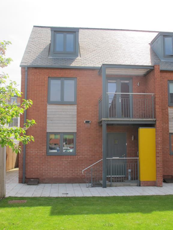 4 Bedrooms Terraced House for rent in Cartwright Walk, Worcester, WR5
