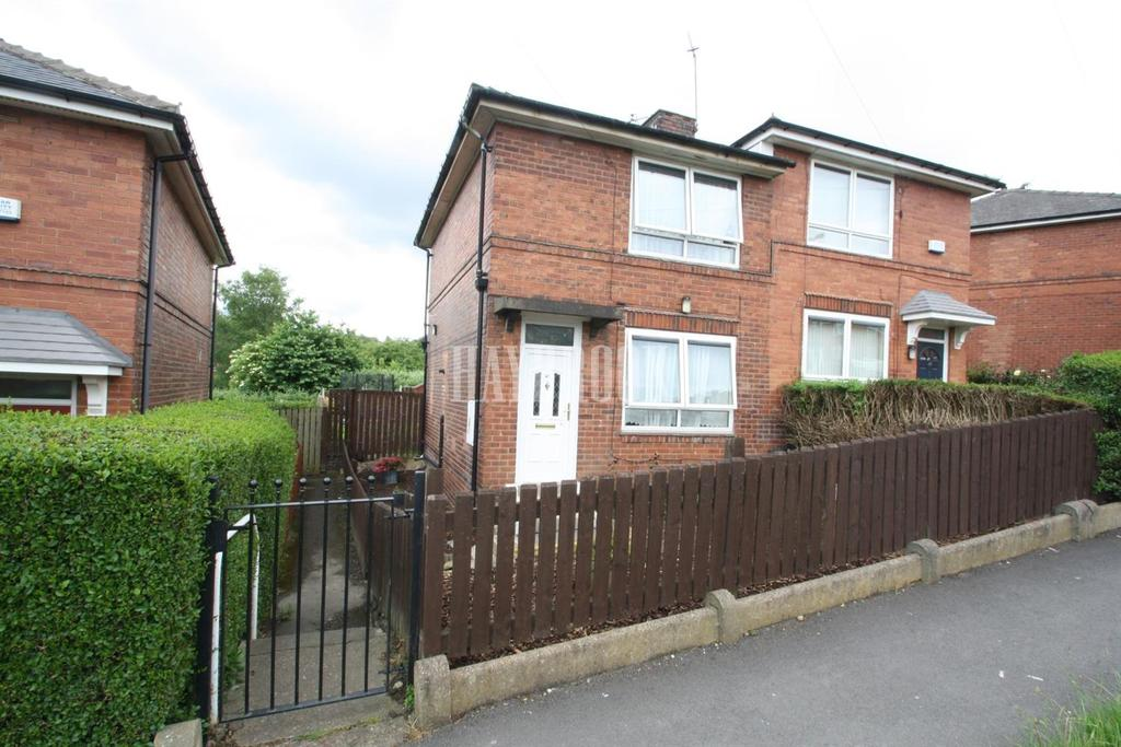 2 Bedrooms Semi Detached House for sale in Cricket Inn Crescent, Wybourn, S2