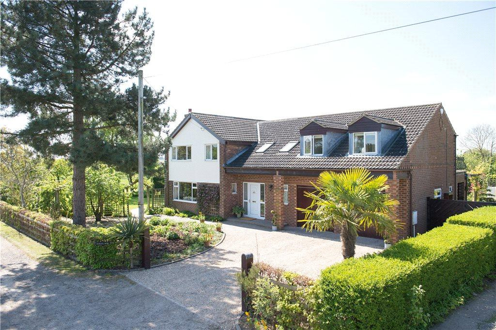 5 Bedrooms Detached House for sale in Barley Mow, Moor Monkton, York, North Yorkshire