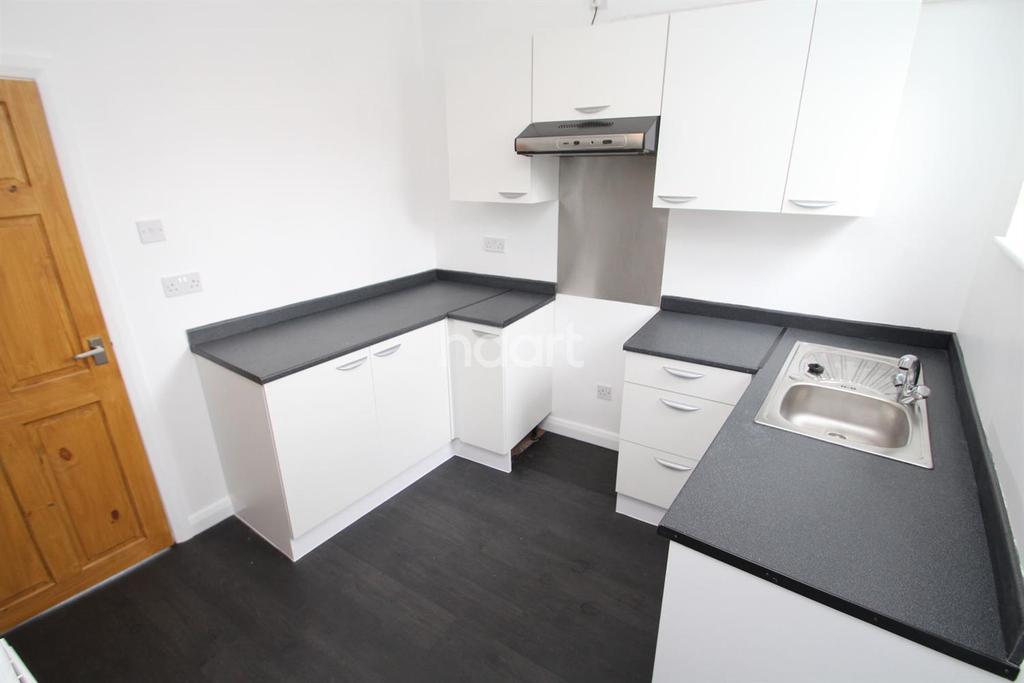 2 Bedrooms Terraced House for sale in Hazel Grove, Hucknall
