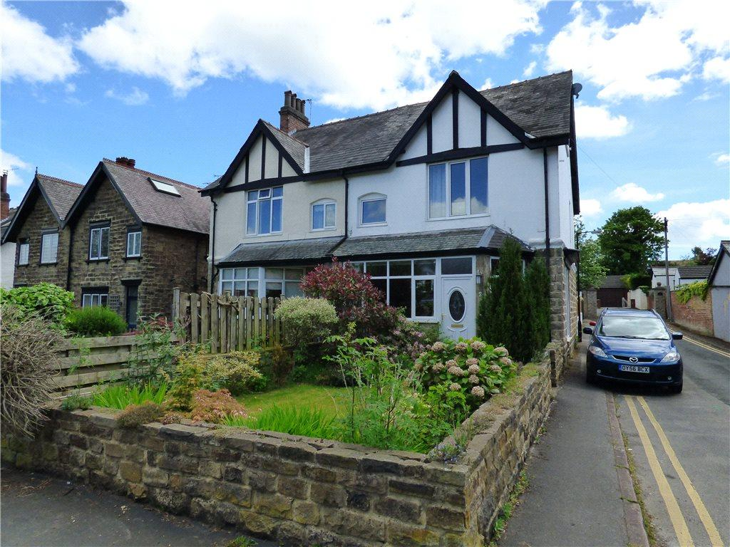 5 Bedrooms Semi Detached House for sale in Woodlands Avenue, Harrogate, North Yorkshire