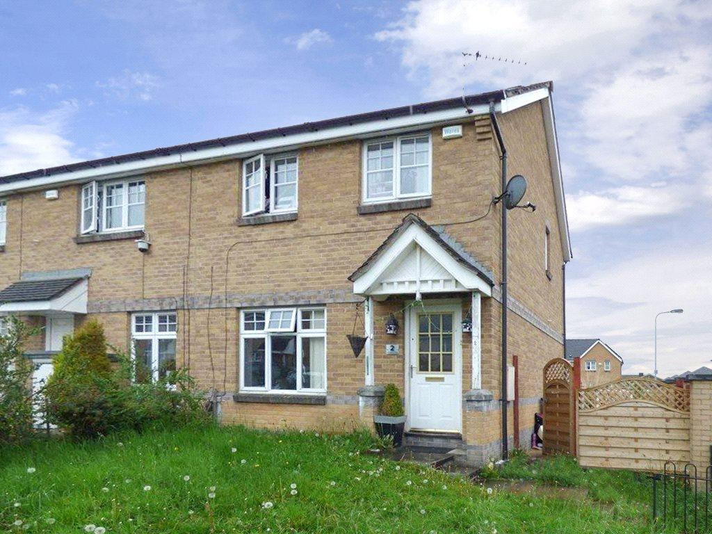 3 Bedrooms End Of Terrace House for sale in Jackdaw Close, Allerton, Bradford, West Yorkshire