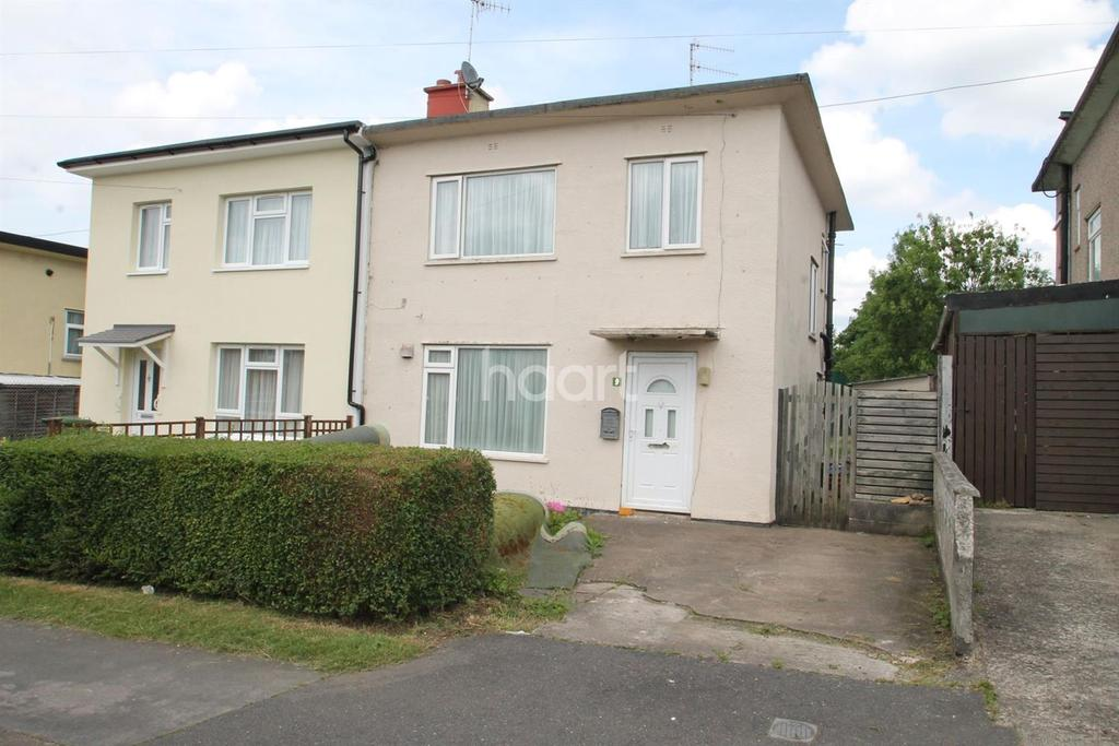 3 Bedrooms Semi Detached House for sale in Badenham Grove