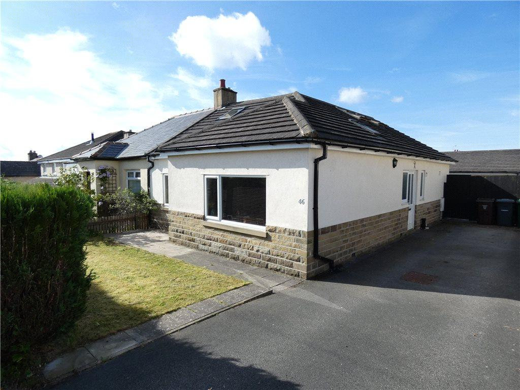 3 Bedrooms Semi Detached Bungalow for sale in Springfield Road, Baildon, West Yorkshire