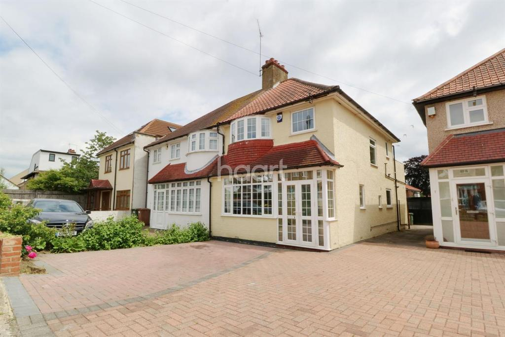 3 Bedrooms Semi Detached House for sale in Middleton Avenue, Sidcup, DA14