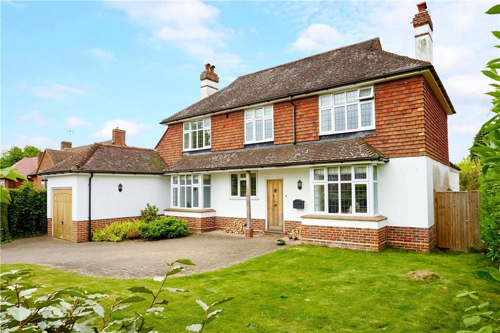 4 Bedrooms Detached House for sale in Bounds Oak Way, Tunbridge Wells, Kent, TN4