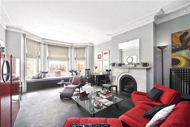 2 Bedrooms Flat for sale in Bramham Gardens, Earls Court, London, SW5