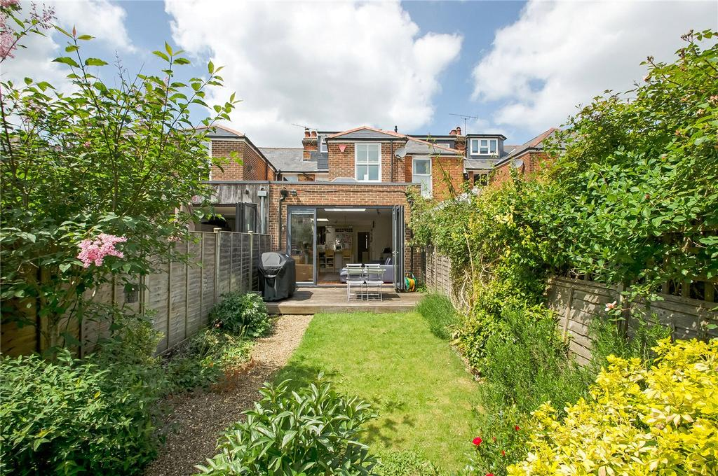 4 Bedrooms Terraced House for sale in St. Faiths Road, St Cross, Winchester, SO23