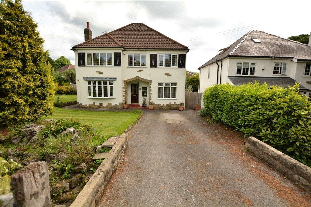 5 Bedrooms Detached House for sale in Adel Lane, Leeds, West Yorkshire