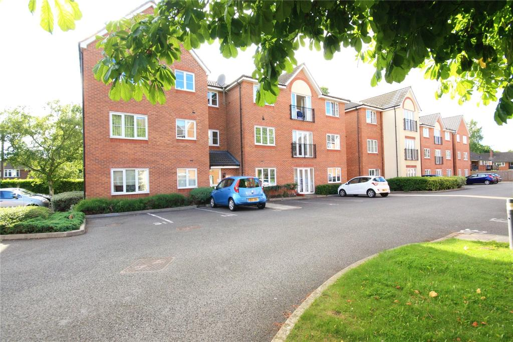 2 Bedrooms Apartment Flat for sale in Hassocks Close, Beeston, Nottingham, NG9