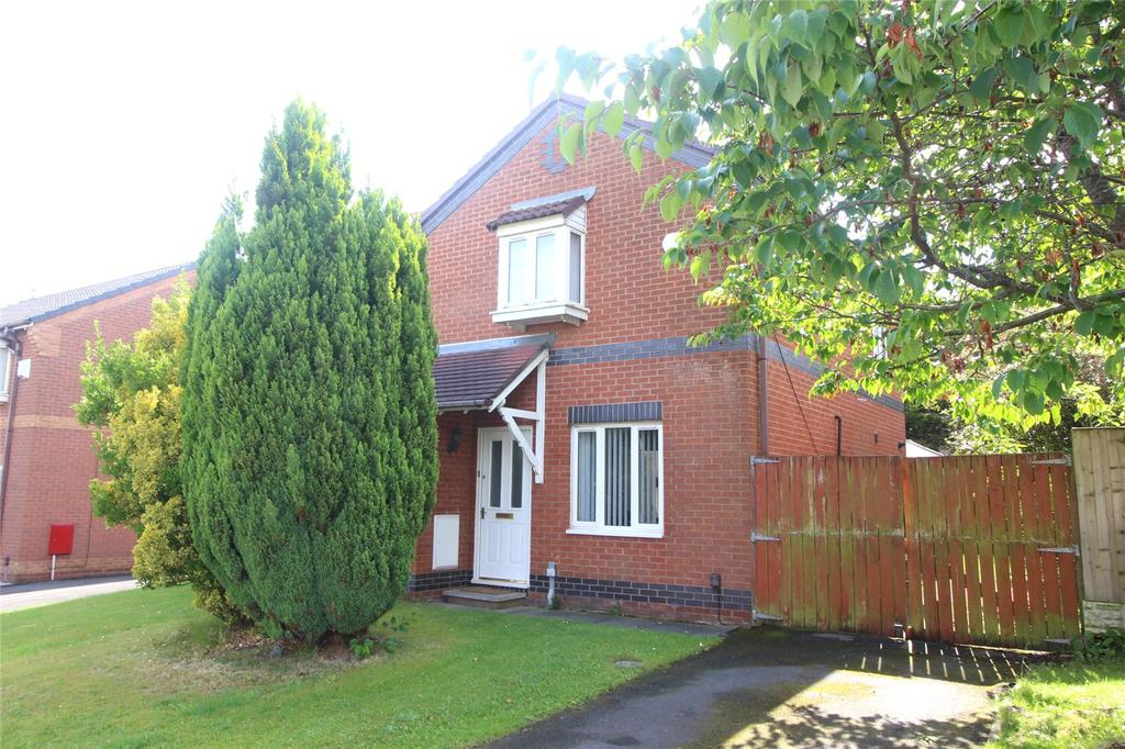3 Bedrooms Semi Detached House for sale in Verwood Drive, Liverpool, Merseyside, L12