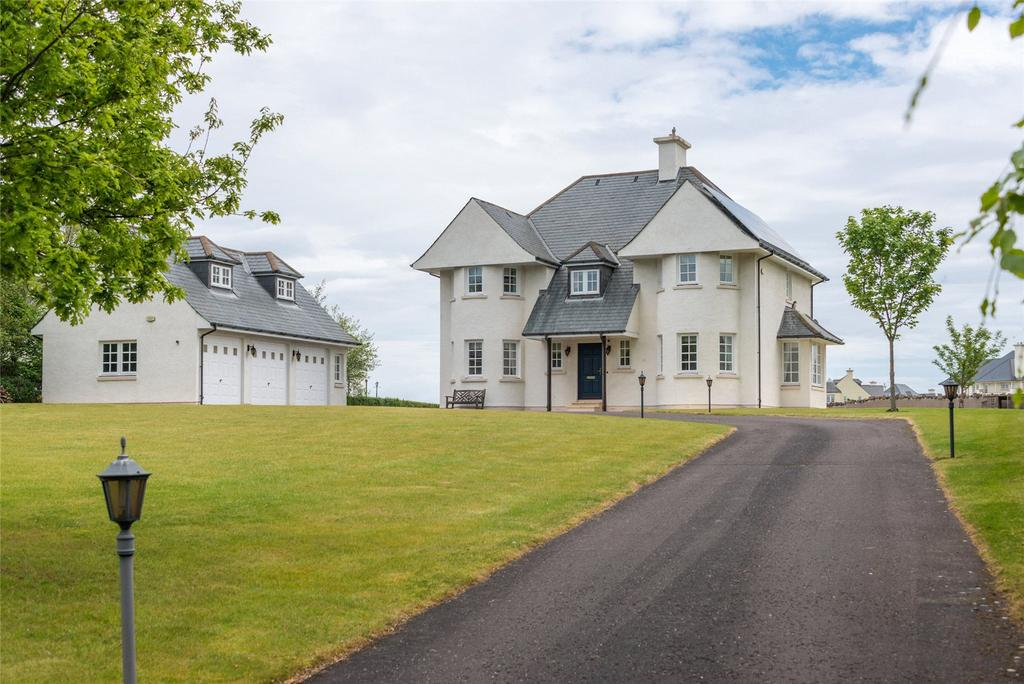 5 Bedrooms Detached House for sale in Craigielaw Park, Aberlady, East Lothian