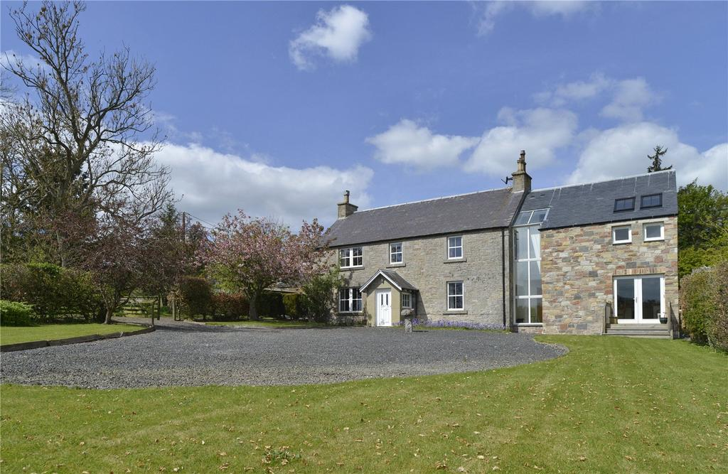 3 Bedrooms Equestrian Facility Character Property for sale in Cavers Mains: Lot 1, Cavers Mains Farmhouse, Denholm, Hawick, Scottish Borders