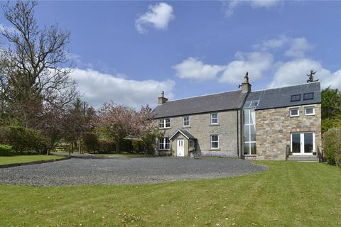 3 bedroom equestrian facility for sale - Cavers Mains: Lot 1, Cavers Mains Farmhouse, Denholm, Hawick, Scottish Borders