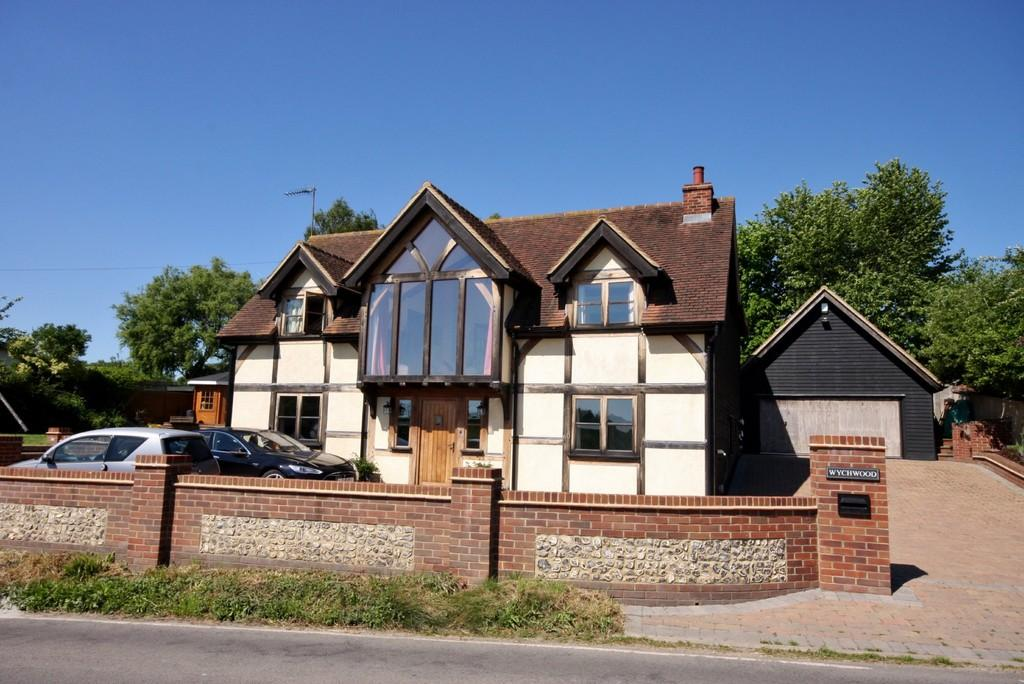 5 Bedrooms Detached House for sale in Widford Road, Much Hadham