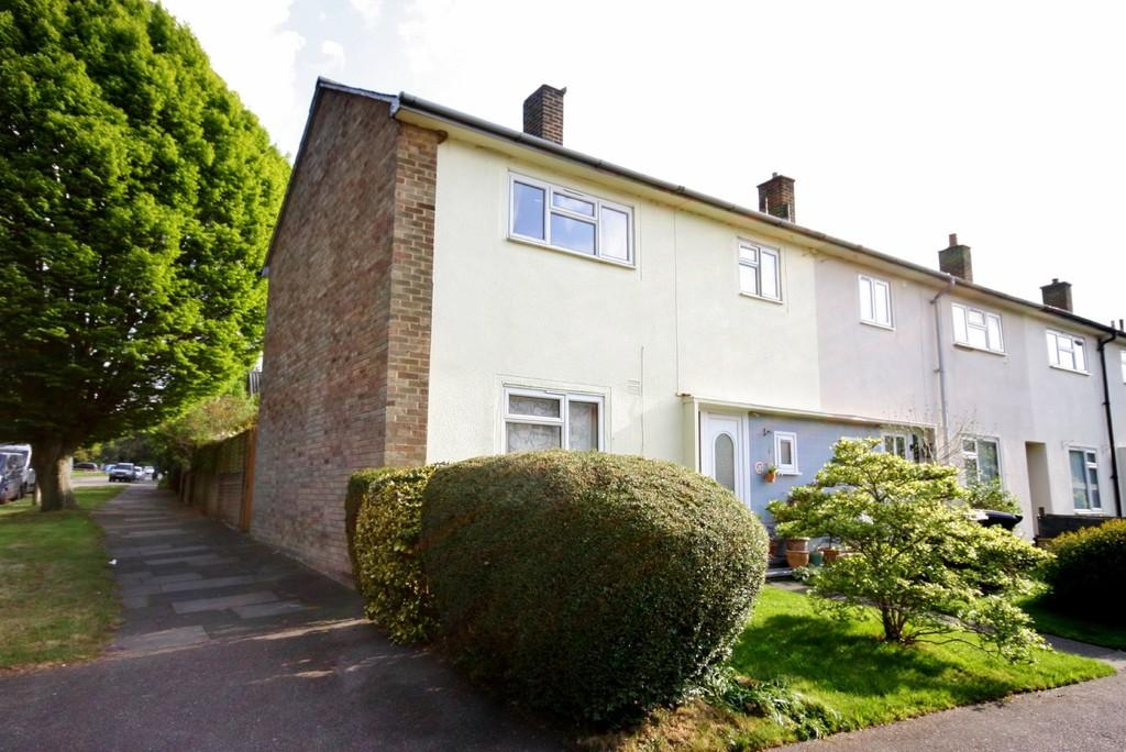 3 Bedrooms End Of Terrace House for sale in Stackfield, Harlow