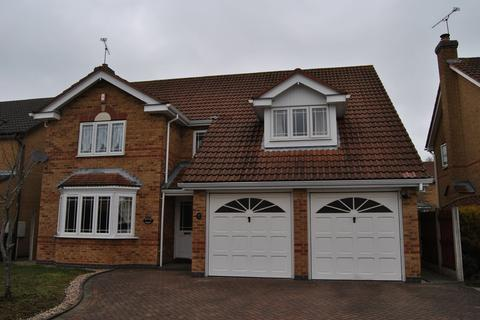 4 bedroom detached house to rent - Rothwell Drive, Solihull