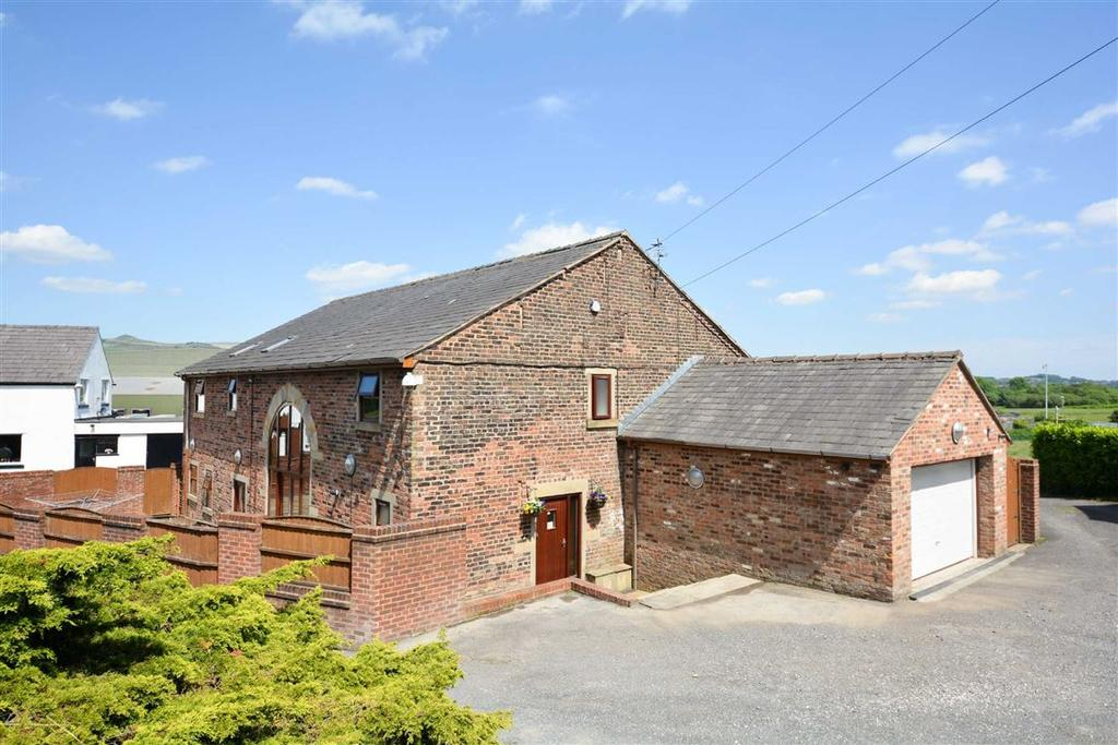 5 Bedrooms Barn Conversion Character Property for sale in Leigh Tenement Farm, Blackrod, Bolton, BL6