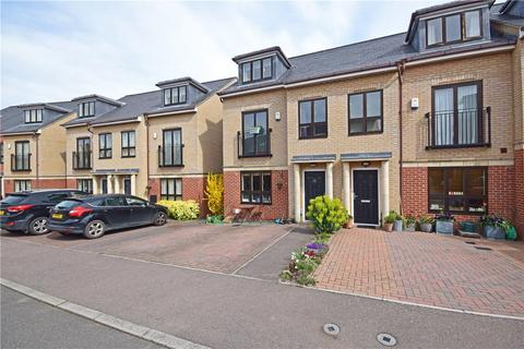 3 bedroom house to rent - St Bartholomews Court, Riverside, Cambridge, CB5