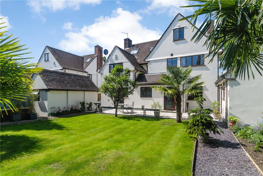5 Bedrooms Detached House for sale in Woodstock Road, Oxford, Oxfordshire, OX2