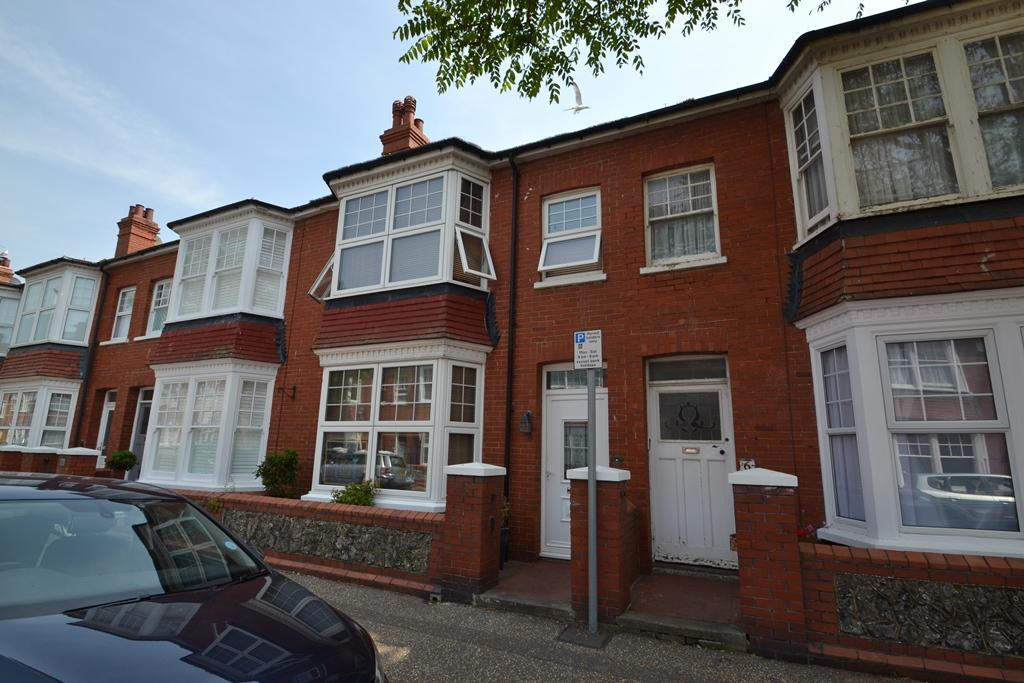 4 Bedrooms Terraced House for sale in Wordsworth Road, Worthing, West Sussex, BN11 3NH