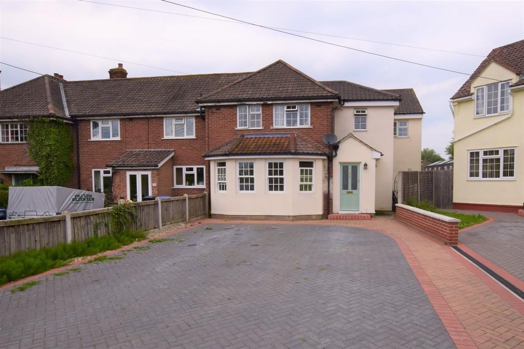 5 Bedrooms Semi Detached House for sale in Farford Field, Great Cornard, CO10 0ET