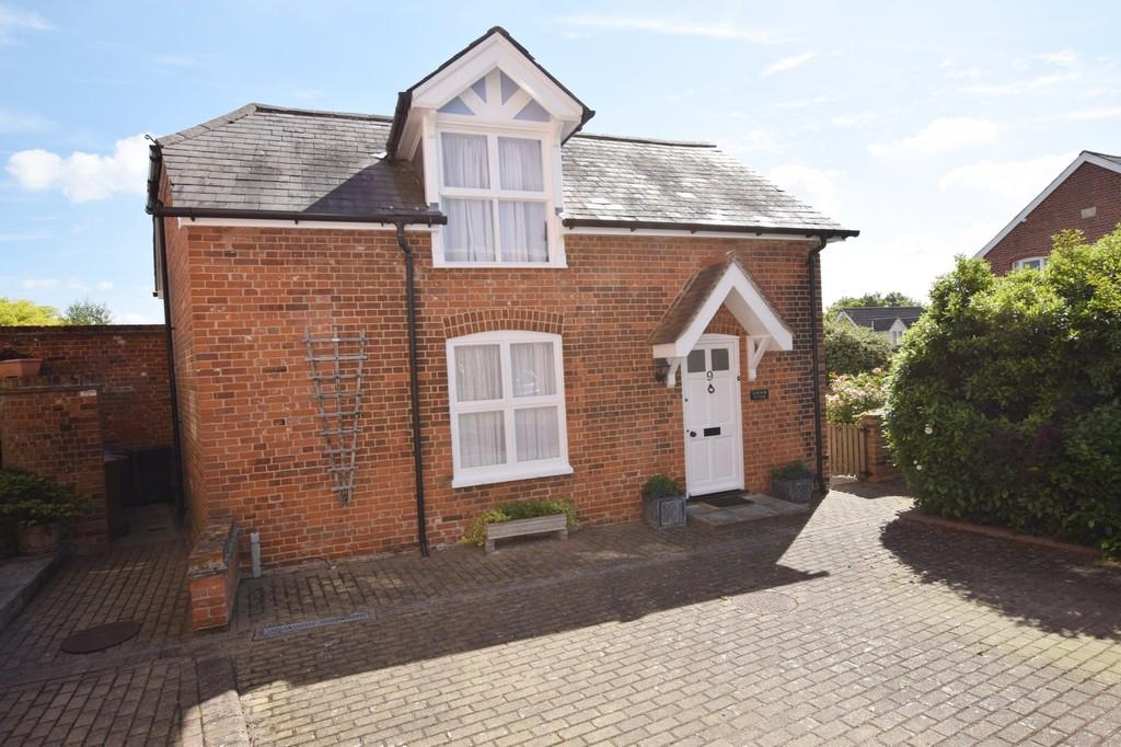 2 Bedrooms Detached House for sale in Bakers Mill, Lavenham CO10 9RD